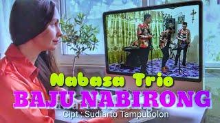 Baju Nabirong,  dipopulerkan Perdana Trio atau sumatra trio,  cover live nabasa  Donasi peduli kasih