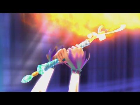 Winx Club 6 - Novas Cenas CGI!