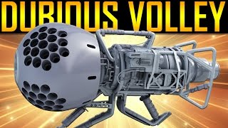 Destiny - BOX OPENING! NEW DUBIOUS VOLLEY IMAGE!
