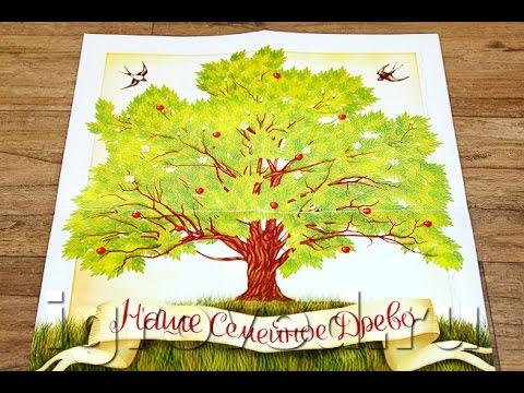 Обзор БЕСПЛАТНОЙ программы Family Tree Builder для создания семейного дерева.