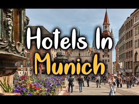 Best Hotels in Munich, Germany - Hotels In Munich Worth Visiting