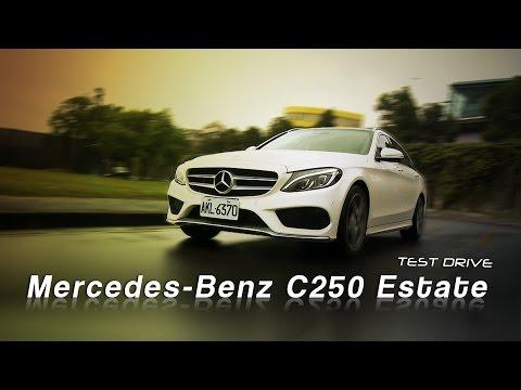 Mercedes-Benz C250 Estate 美臀旅人 試駕