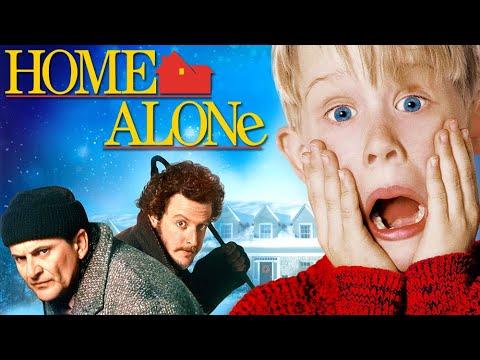 """Учим английский язык по фильму """"Один дома"""", Eng/eng+sub/eng."""