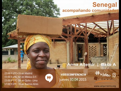 #videoterra 13 | Senegal. Acompañando comunidades. Anna Altemir