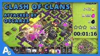 Clash of Clans | Komplette Eskalation in meiner Base | HD