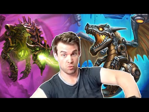 (Hearthstone) Plot Twist and the Mech Dragon Extinction