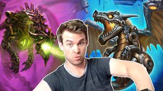 (Hearthstone) Plot Twist and the Mech Dragon Extinction