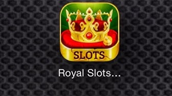 Royal Slots Journey Casino iPad and Android free cheats