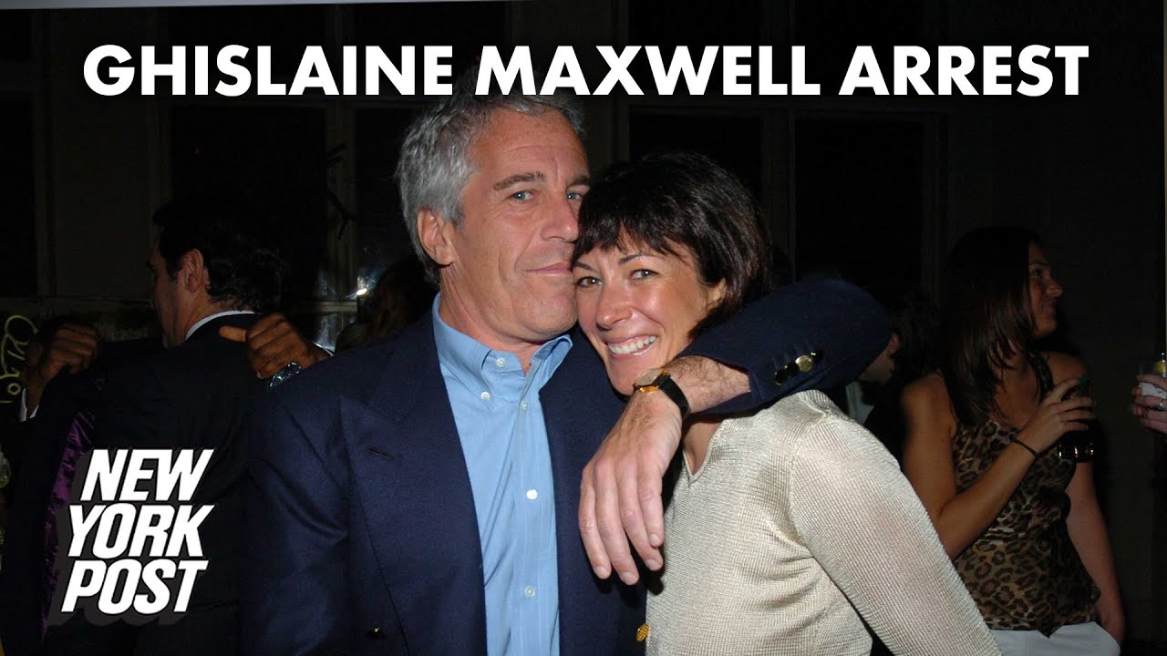 Ghislaine Maxwell ordered held without bail on child sex-trafficking charges | New York Post