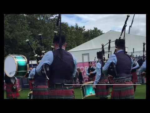 Chesney Chanters & Reeds - played by the Worlds Top 4 Pipe Bands.