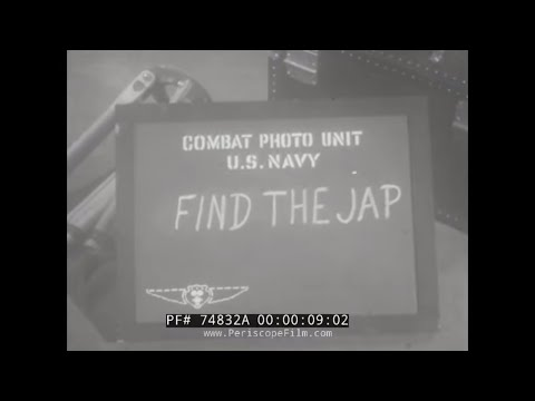 """AIRCRAFT CARRIER CRASHES WWII NAVAL AVIATION """"FIND THE JAP""""  74832A"""