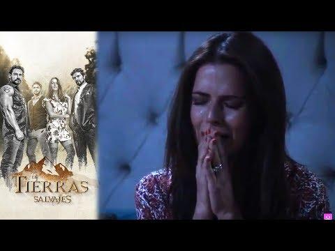 Isabel duda del amor de Daniel | En tierras salvajes - Televisa