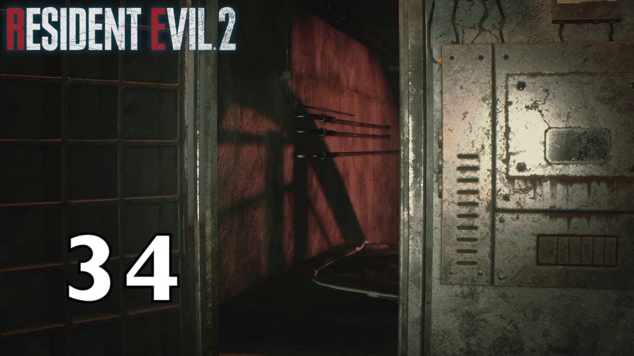 Resident Evil 2 ~ Part 34: Rookie Mistake