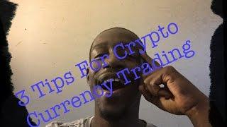 3 Tips For Profitable Crypto Currency Trading (Plus Bonus!) By Shaka Daniel