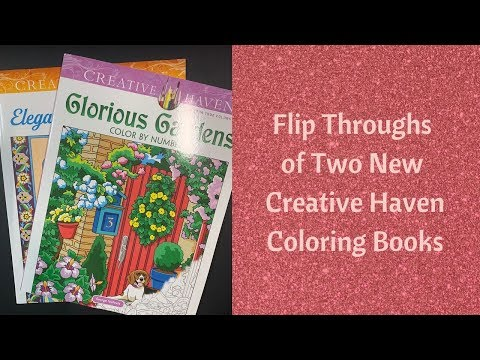 flip-throughs-of-two-new-creative-haven-coloring-books