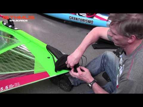 Gaastra Pilot X-Ply Sail Rigging