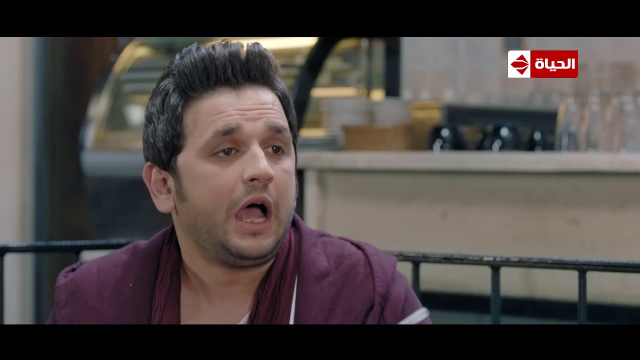 ربع رومي | لما مصطفي خاطر يتقمص دوره في الفيلم الجديد