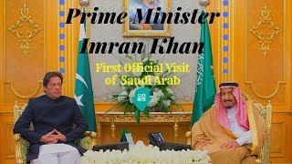 secret revealed - why Prime Minister Imran Khan went to saudiarabia?