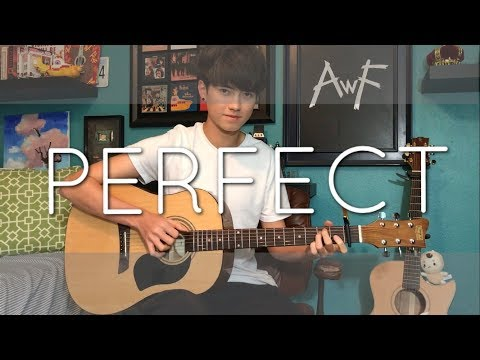 Ed Sheeran - Perfect - Cover (Fingerstyle guitar)
