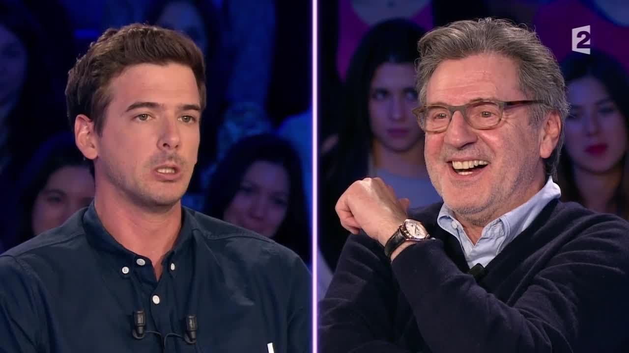Les imitations de Marc-Antoine Le Bret pour Daniel Auteuil #ONPC
