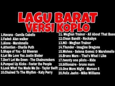 Lagu Barat Versi Koplo Low