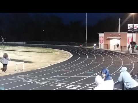 Lorenzo IV Track Meet Head Middle school 3/28/18