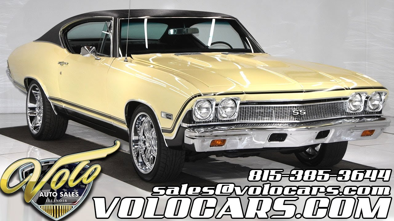 1968 Chevrolet Chevelle SS for sale at Volo Auto Museum (V19013)