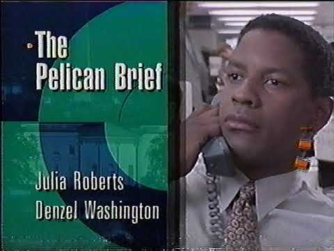 Opening To The Pelican Breif on HBO (January 1995)