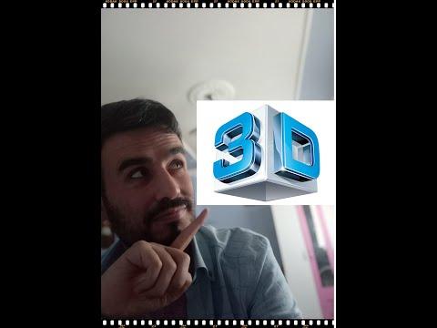 TV De 3 Boyutlu Video Ve Film Nasıl Seyredilir (SBS) 2019