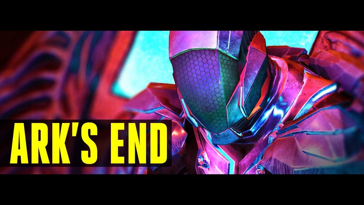 ARK: SURVIVAL EVOLVED EPIC CINEMATIC GAME ENDING - FULL ...