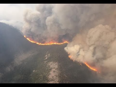 Meyers Fire near Philipsburg explodes, grows to more than 23,000 acres