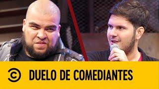 Axel Tejada VS Cacho Cantú | Duelo De Comediantes | Comedy Central LA