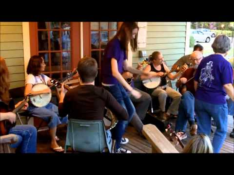 Great Jam on the Porch Aug 10 2012