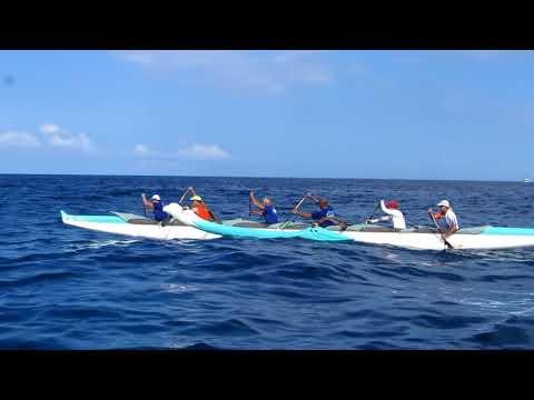Keauhou Canoe Club - Men