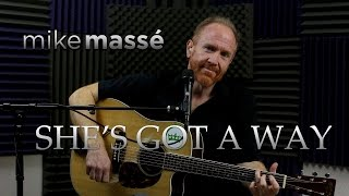 She's Got a Way (acoustic Billy Joel cover) - Mike Massé