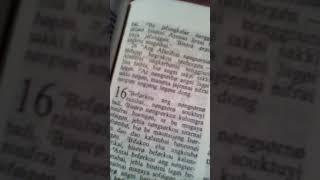 Gambar cover Listen the Bible reading in Bodo language