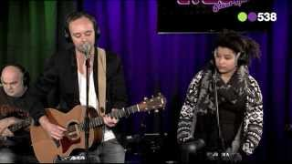 Niels Geusebroek & Julia van der Toorn live @EversStaatOp538 - Take Your Time Girl