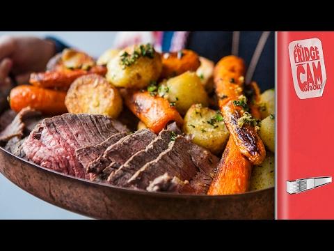 Incredible Sunday Roast Beef   Big Night In