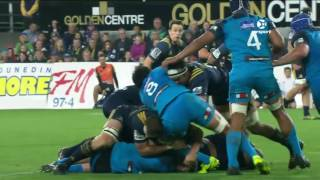 ROUND 7 HIGHLIGHTS: Highlanders v Blues