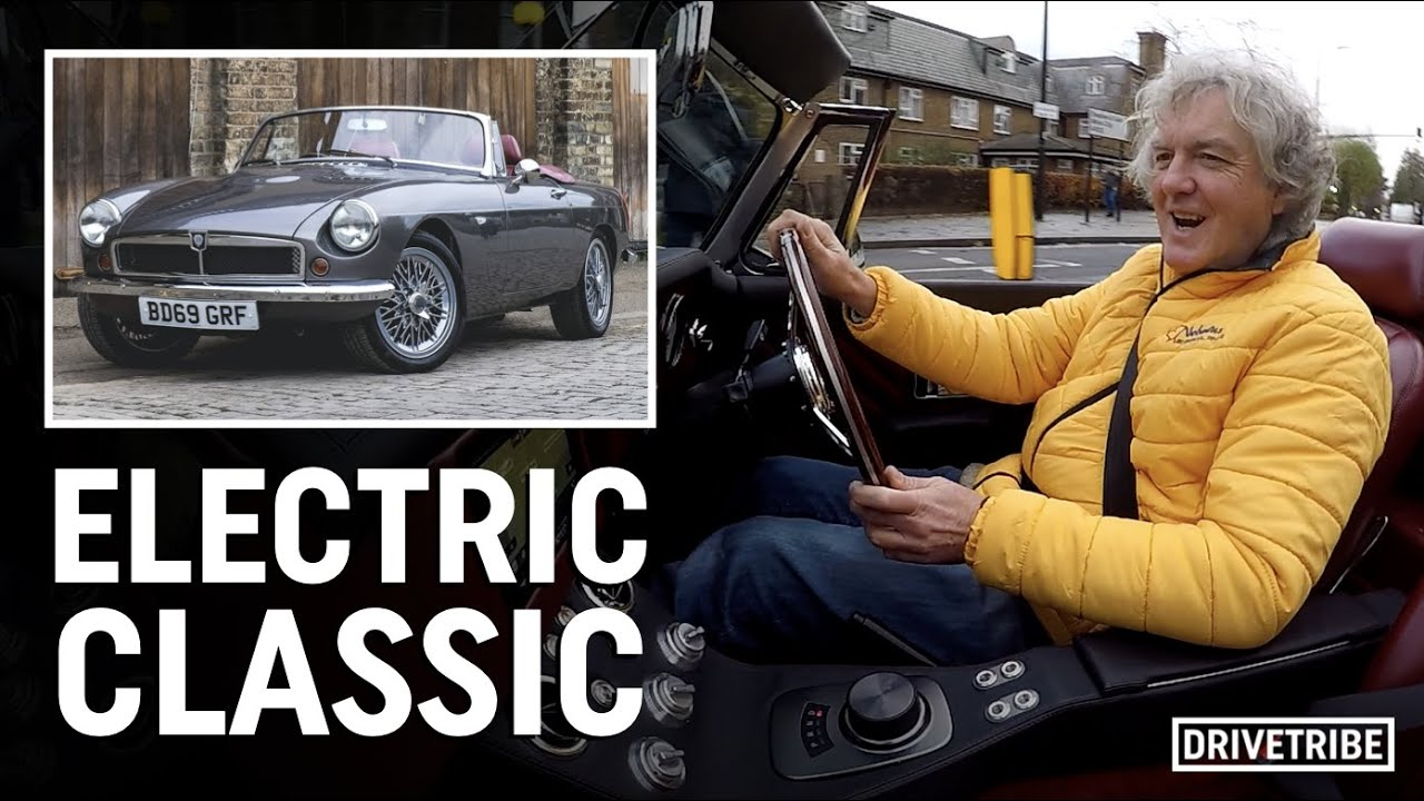 Is this electric MG the PERFECT car for James May?