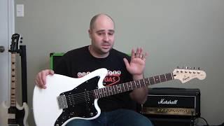 Squier Affinity Jazzmaster HH - iyi bir değer mi?