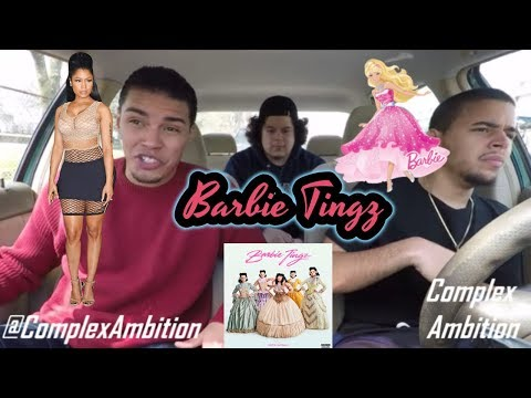 Nicki Minaj - Barbie Tingz (REACTION REVIEW)