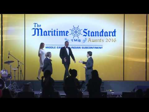 The Maritime Standard Awards 2016 - Ship Manager of the Year