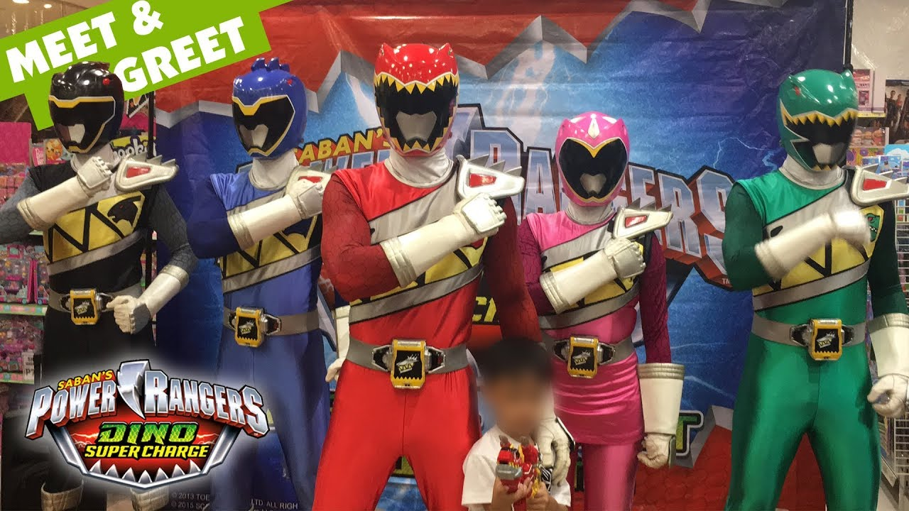 Power rangers dino super charge meet greet characters event keiths toy box power rangers dino super charge meet greet characters event keiths toy box m4hsunfo