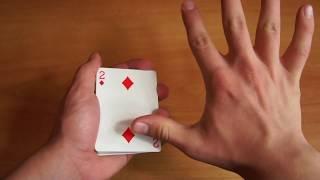 как научиться делать фокусы с картами видео обучение