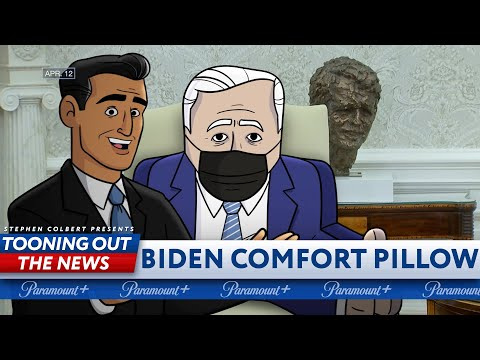 The Biden Comfort Pillow: More comfortable than the truth