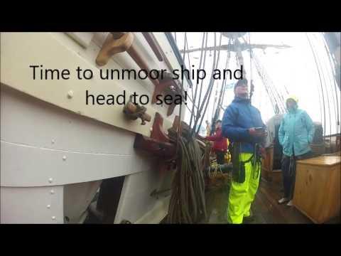 Voyage on the Kalmar Nyckel
