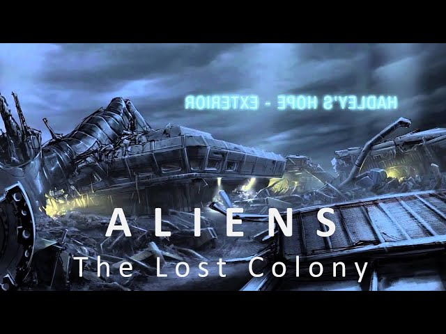 Aliens: The Lost Colony - Table Read