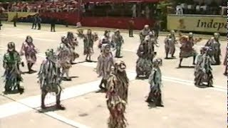 Diablos Danzantes de San Hipólito Estado Barinas
