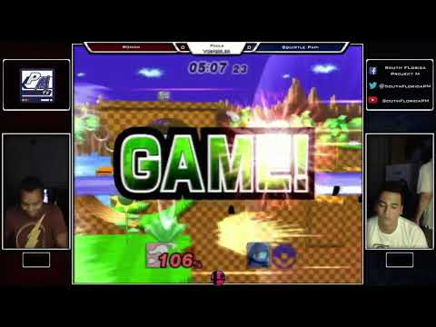 Profile Pictures 2 - Round Robin Pools - Squirtle Papi (Squirtle) vs Rome (Game & Watch)